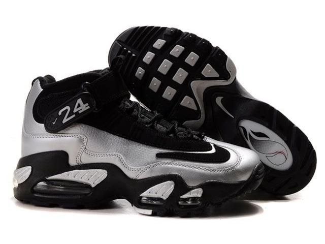 Black King Griffey Shoes
